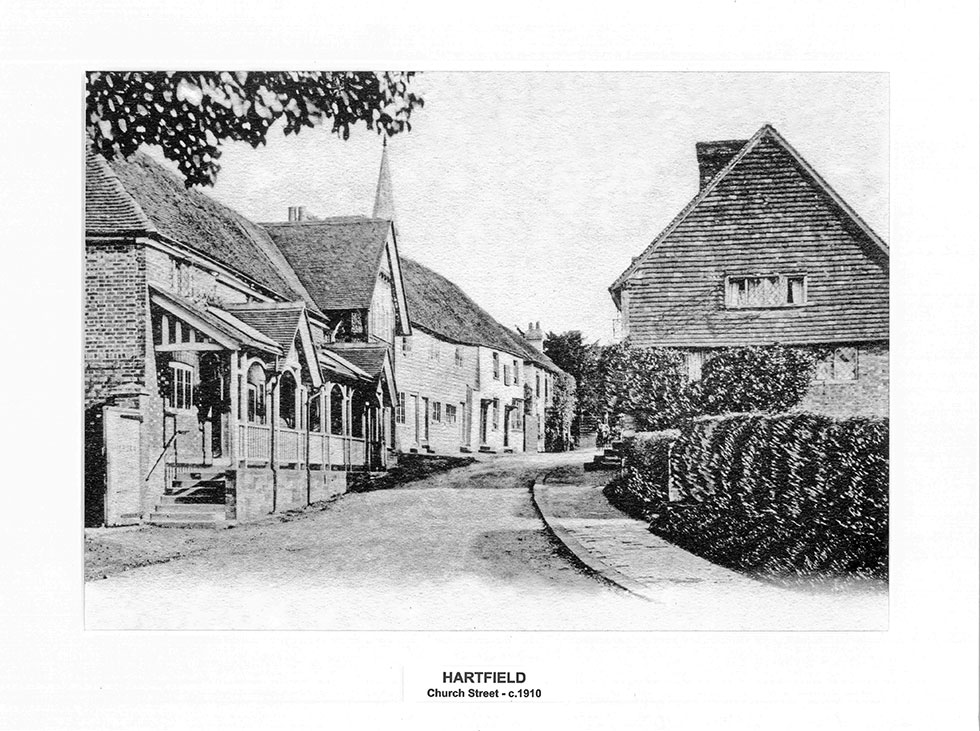 Hartfield - Church Street - c.1910